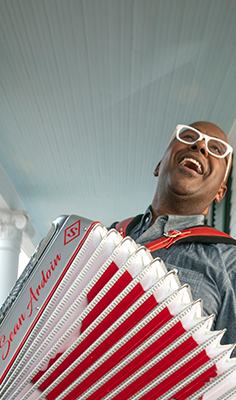 Explore Louisiana Slideshow Image Zydeco